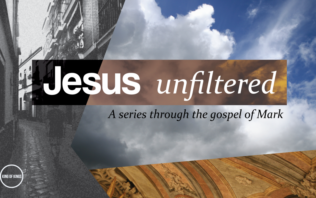 Jesus Unfiltered- The Resurrection Unfiltered